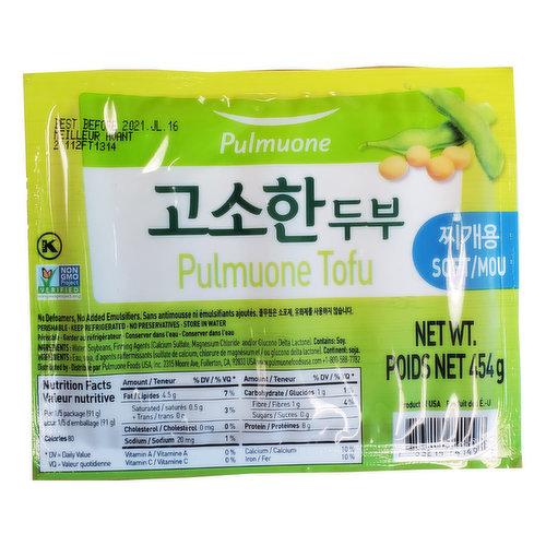 Pulmuone Premium Soft Tofu
