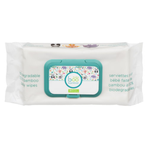 These wipes are ultra-soft, eco-friendly & 100% unbleached bamboo cloth. They are safe & gentle to use on newborn skin & for daily use. Enriched with bamboo extract & vit E, made with no fillers.
