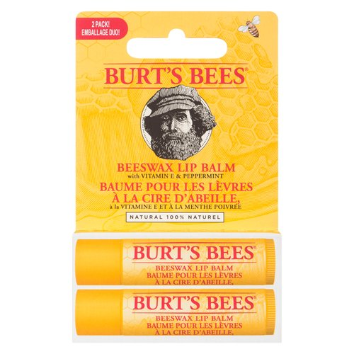 Infused with power packed Beeswax to condition skin & antioxidant Vitamin E to richly moisturize & soften lips, this lip balm nourishes dry lips while keeping them revitalized & hydrated.