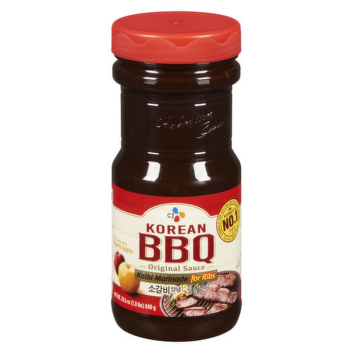 Great flavour is quick and easy with this sweet and sticky soya-based marinade used for meat and fish.