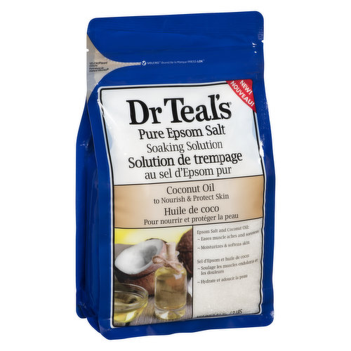 Ease muscle aches, soreness & to protect & restore moisture.