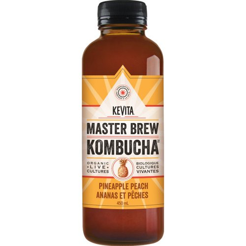 An energizing, sparkly, sassy and pleasingly sweet kombucha. Fermented with kombucha tea culture, adding billions of live probiotics, and active cultures.