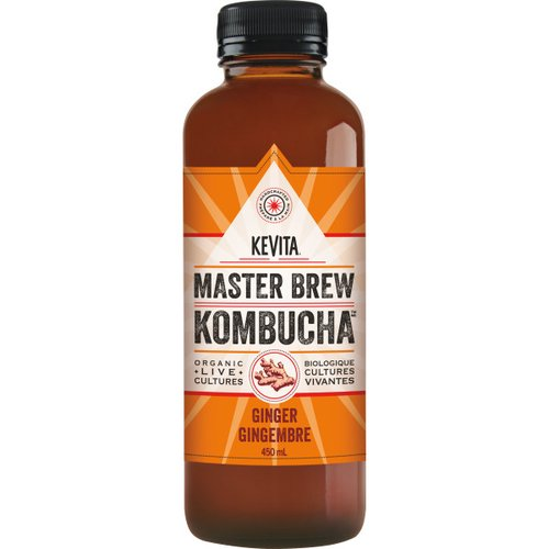 A true digestive elixir thats spicy, soothing and invigorating. Fermented with kombucha tea culture, adding billions of live probiotics, and active cultures.