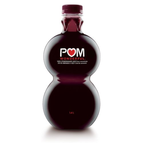 100% Pomegranate Juice From Concentrate