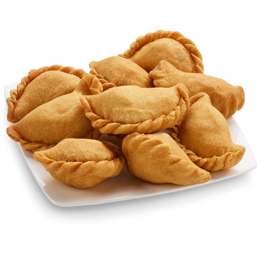 Must have snack during Chinese New Year. This little crispy dumpling has peanut as fillings,