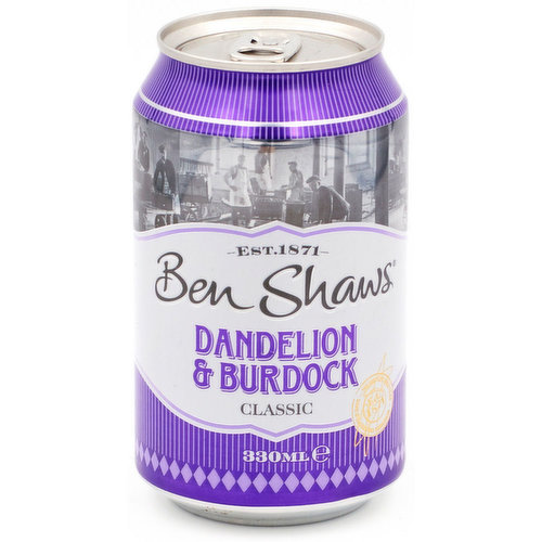Classic Dandelion & Burdock