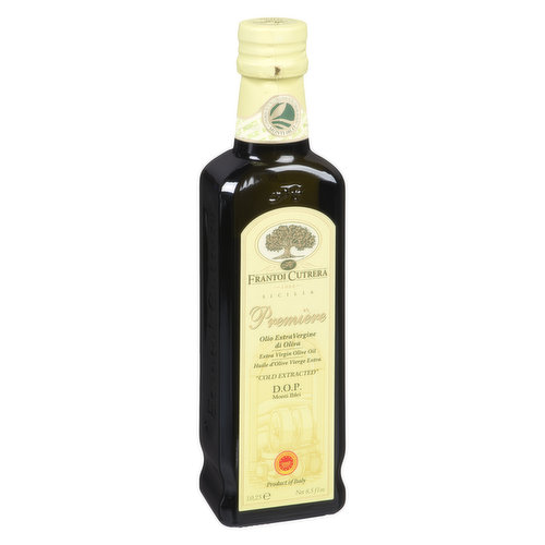 Premium Olive Oil. Cold Extracted.