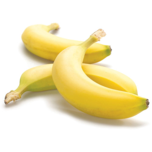 Bananas are sold by each quantity.