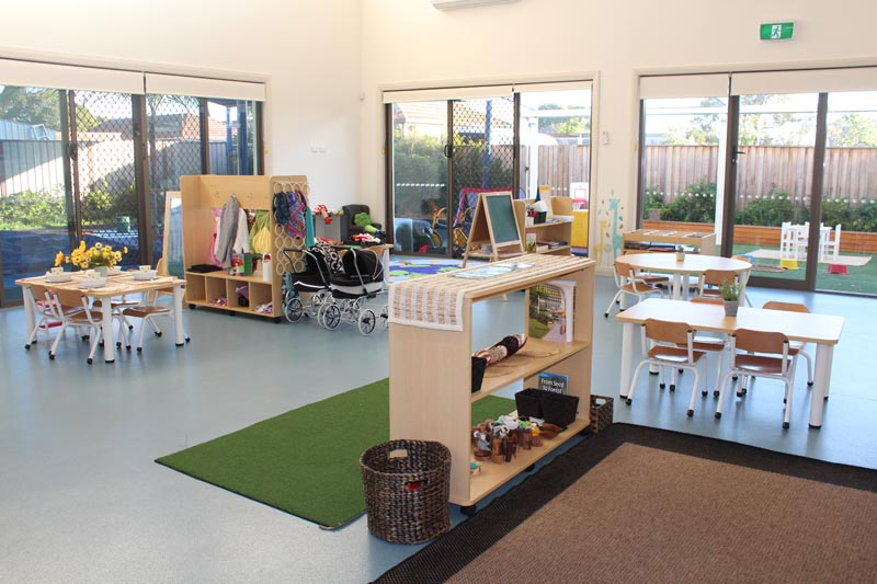one of shepherds learning rooms