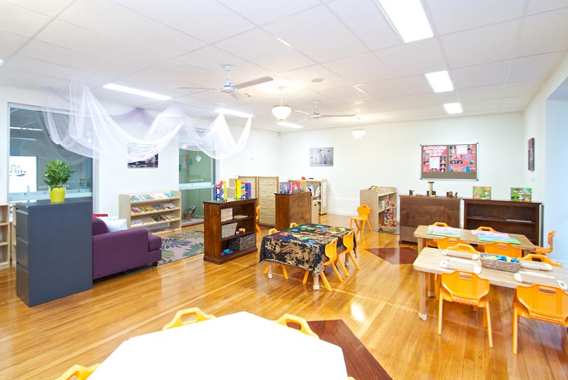 one of tillys waratahs learning rooms