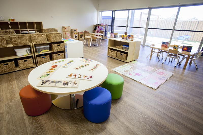 watsons childcare learning room