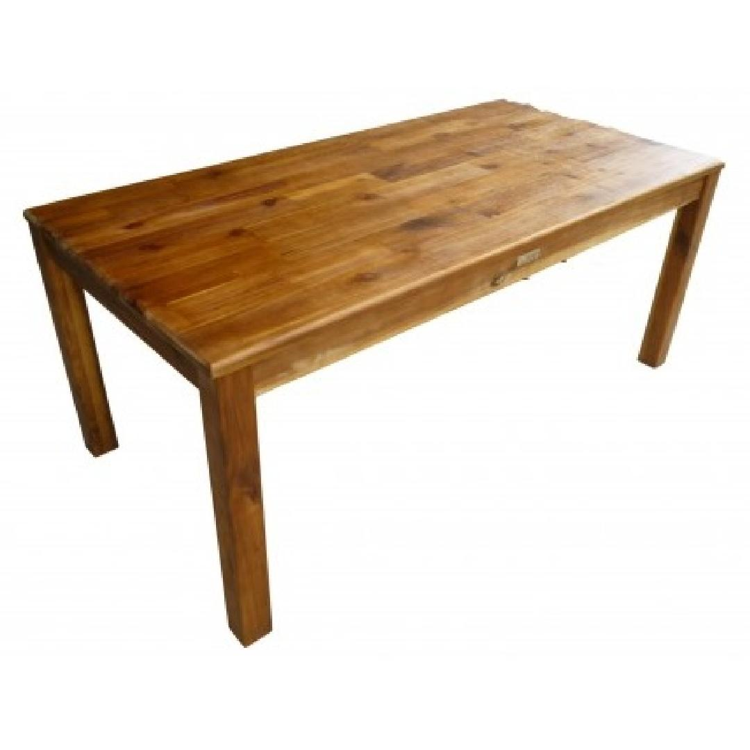AcaciaWood Rectangle Table 1200x600mm 50H