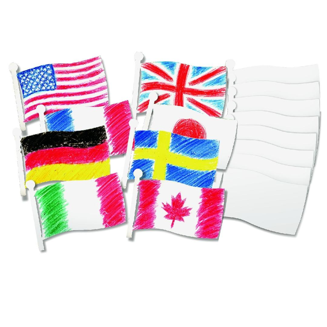 Flag Designer (24pcs)