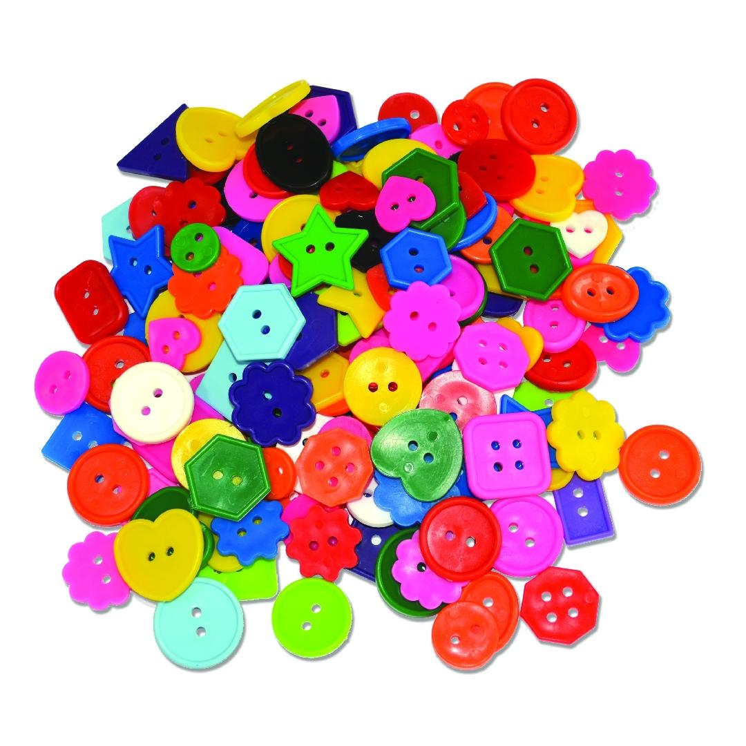 Bright Buttons (454g)