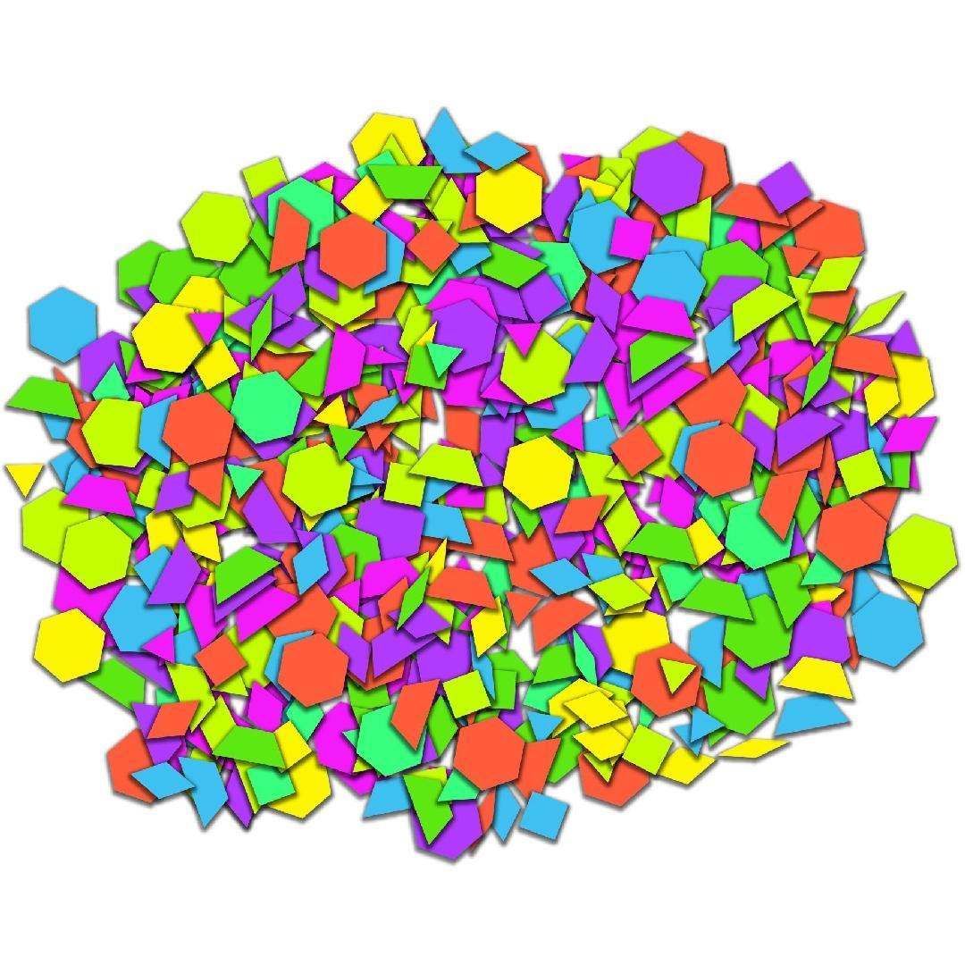 Tessallations Mosaics (3500pcs)