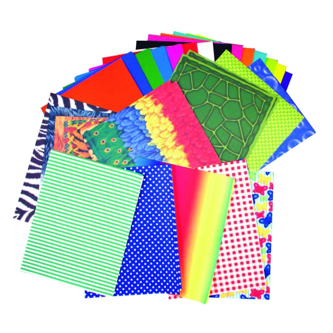 Assorted Paper Pack (176pcs)