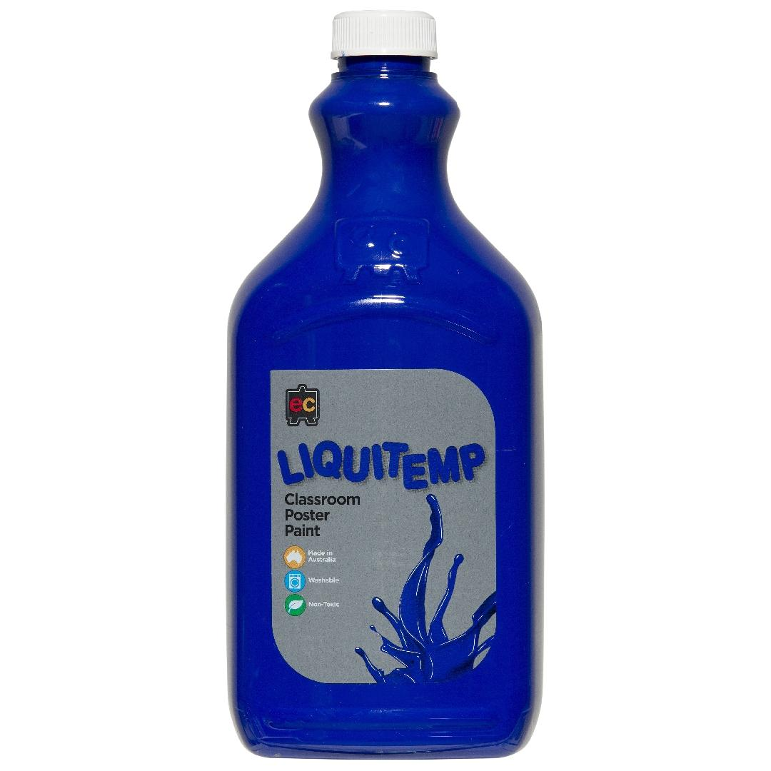 Liquitemp Paint Orange (2L)