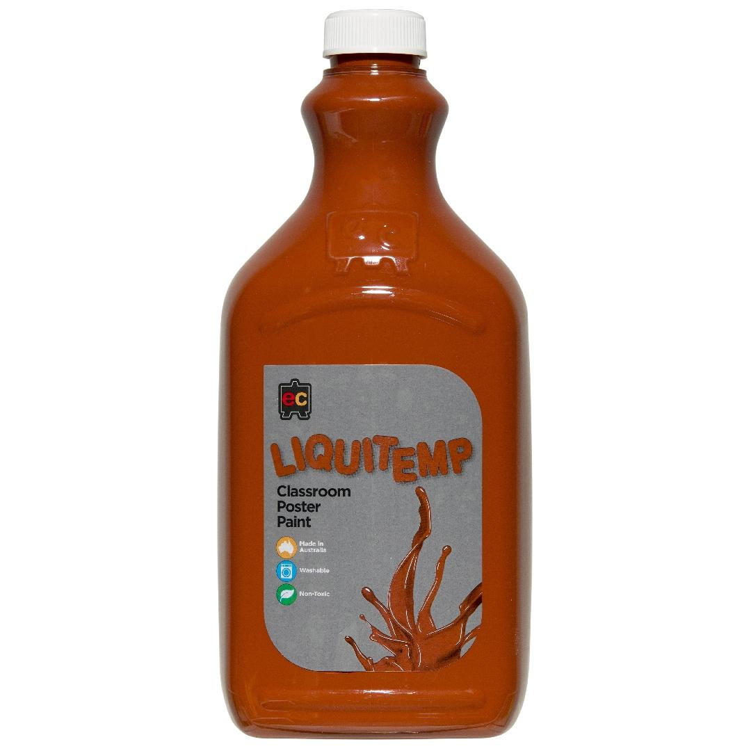Liquitemp Paint White (2L)