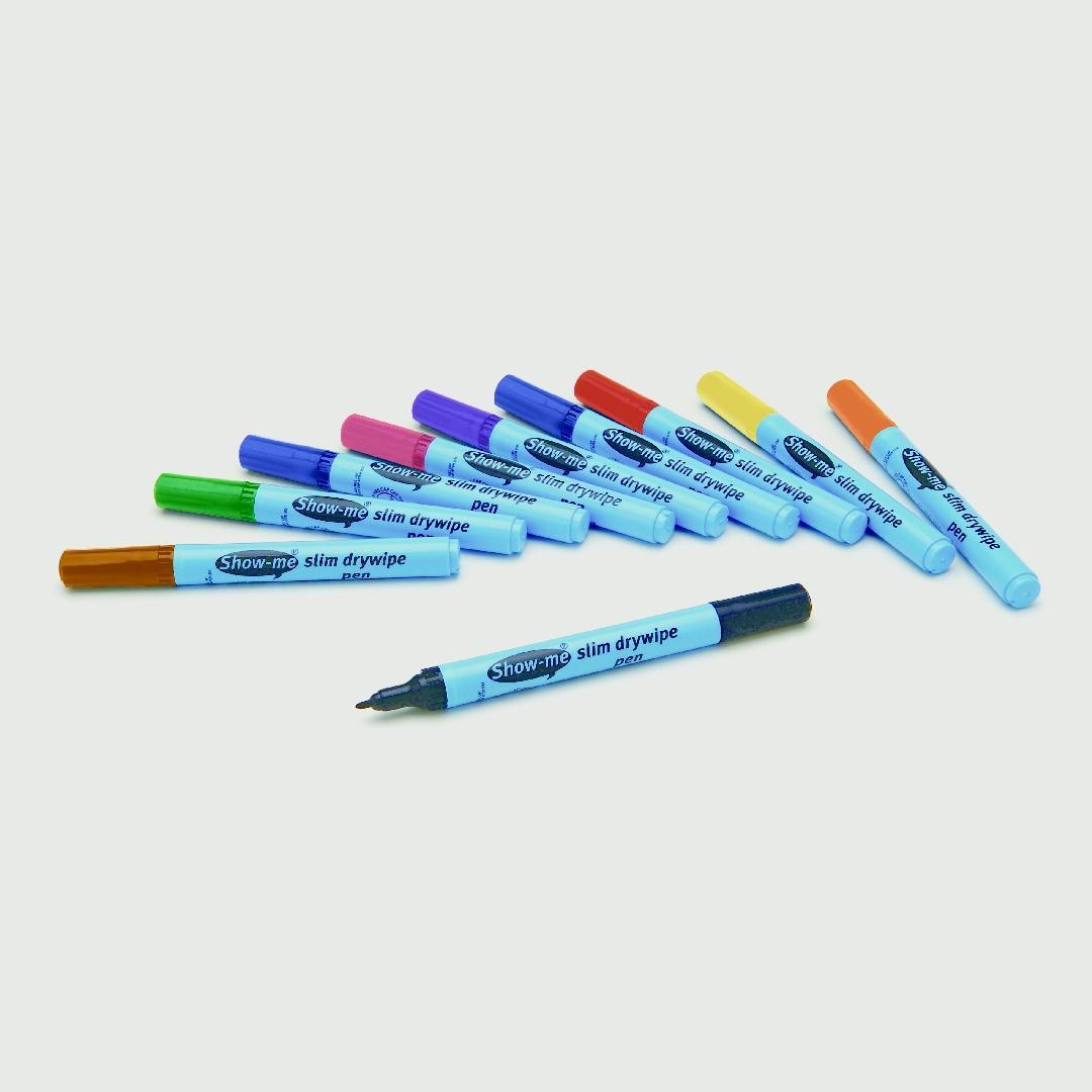 Show Me Pens Assorted Colours (10pcs)