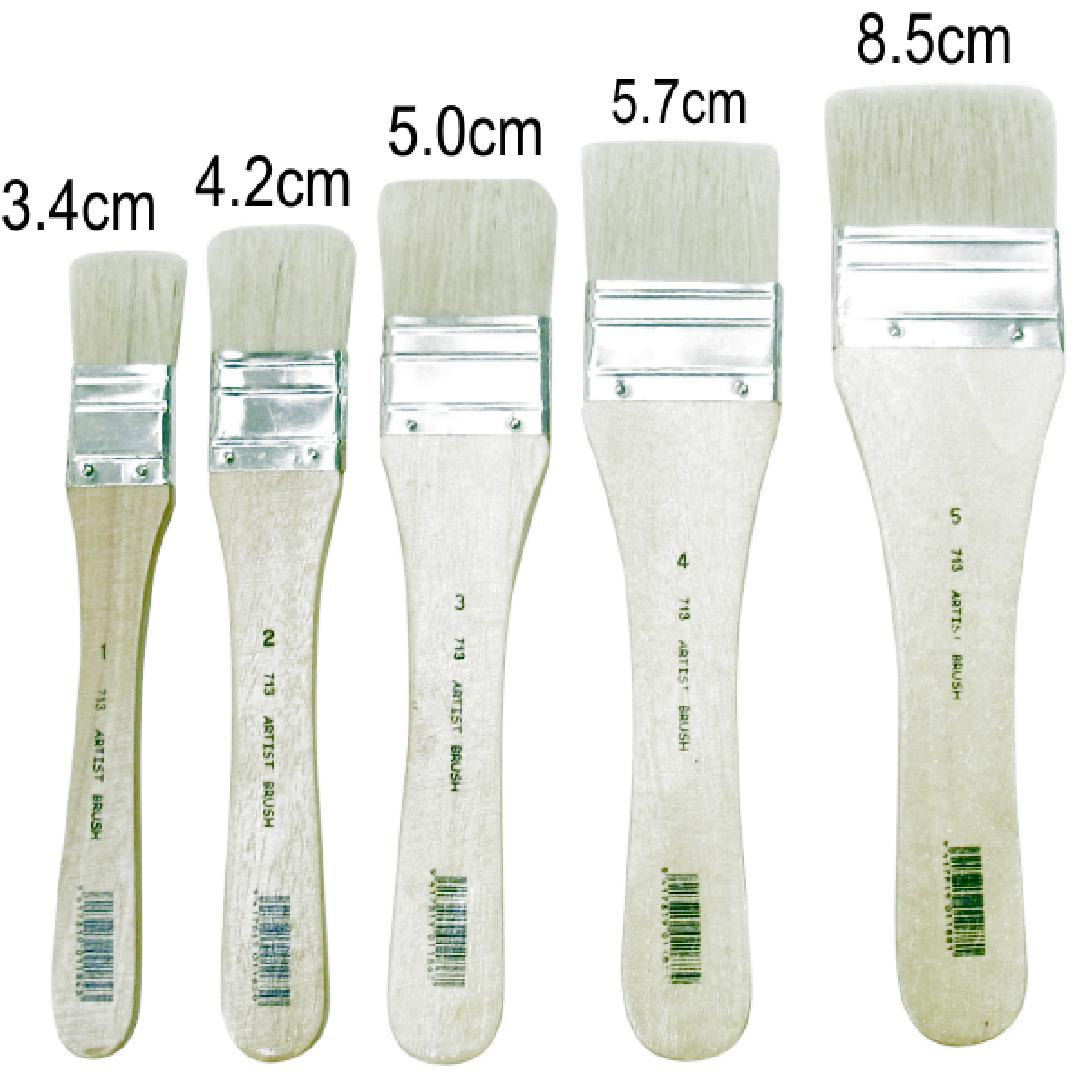 Paste Brush Set (5pcs)