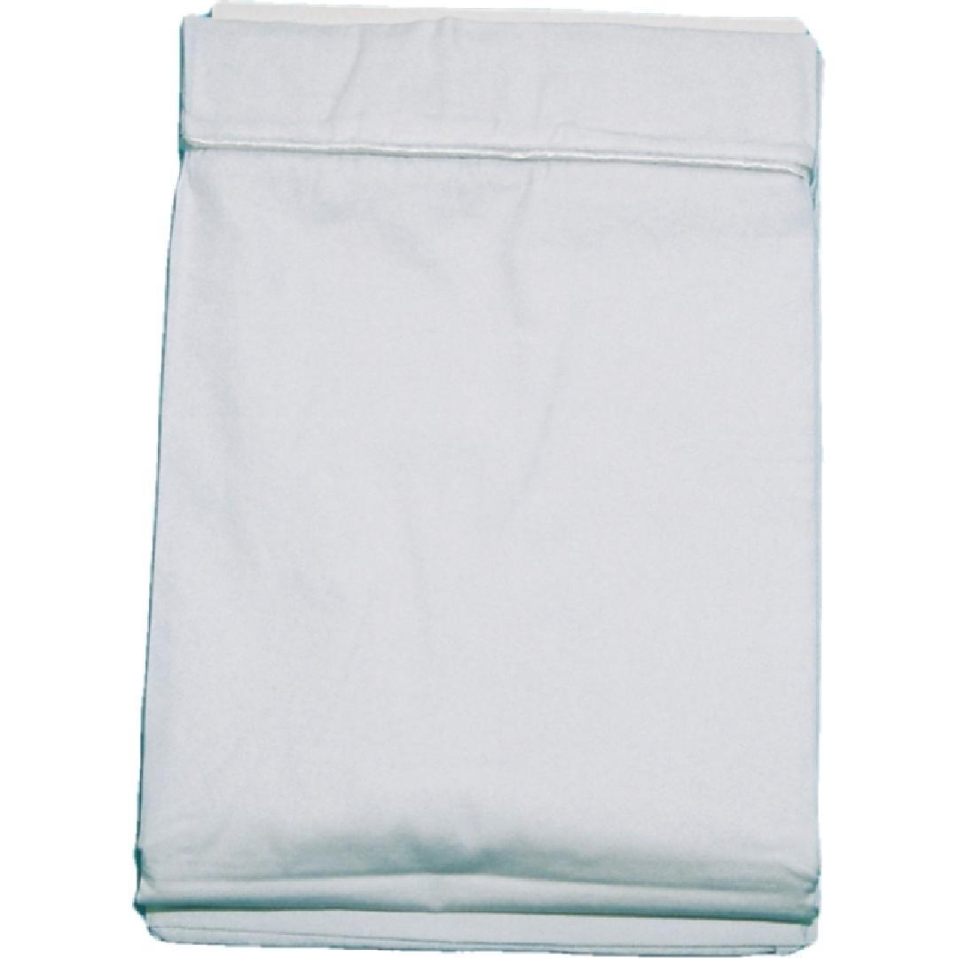 Compact Natural Cot Flat Sheet
