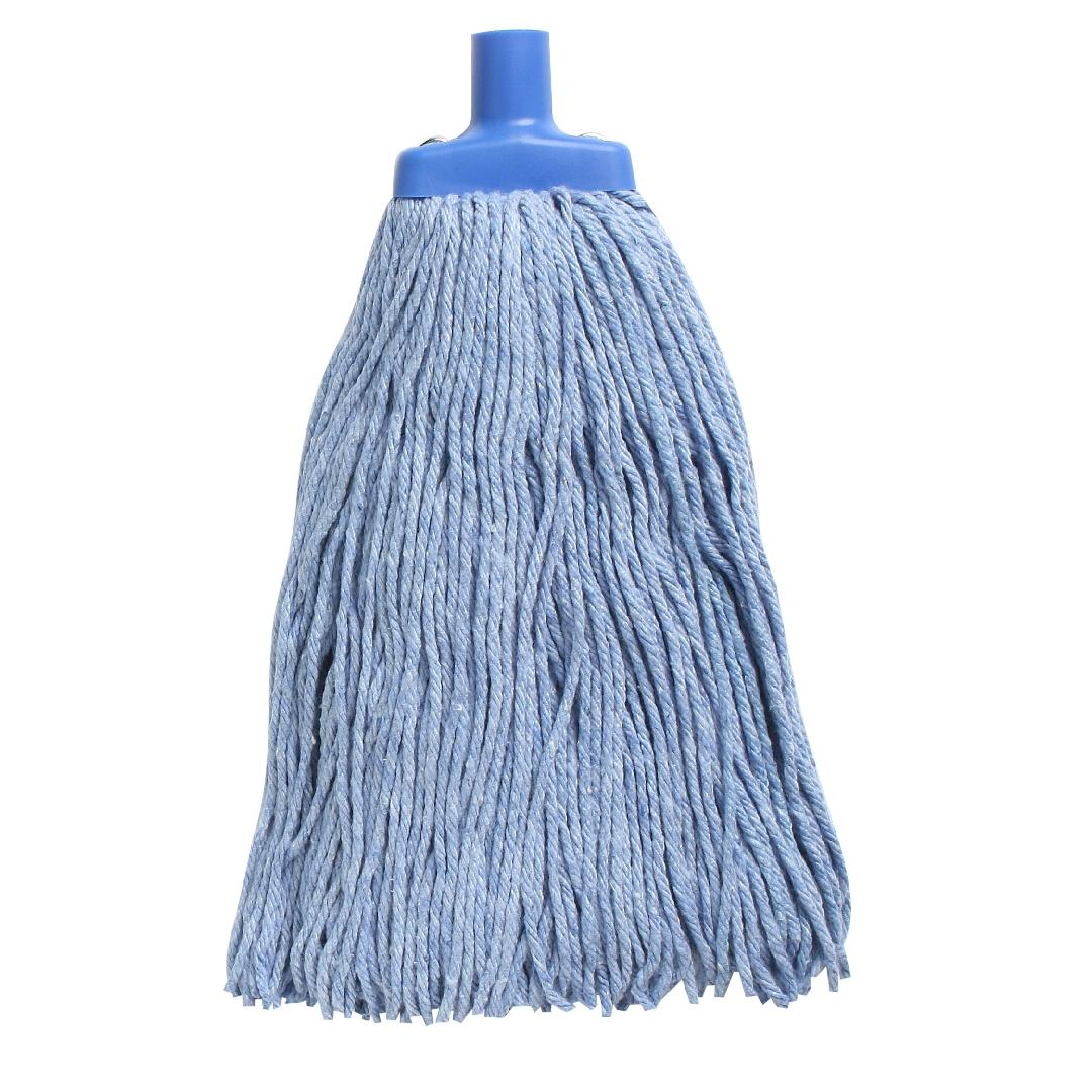 Durable Mop Head Only Blue