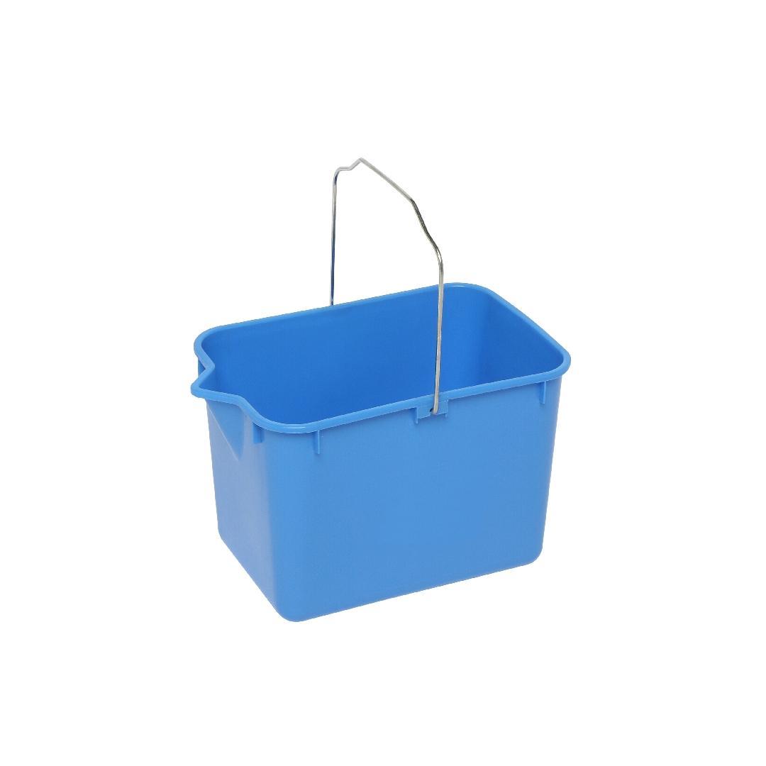 Squeeze Mop Bucket Blue
