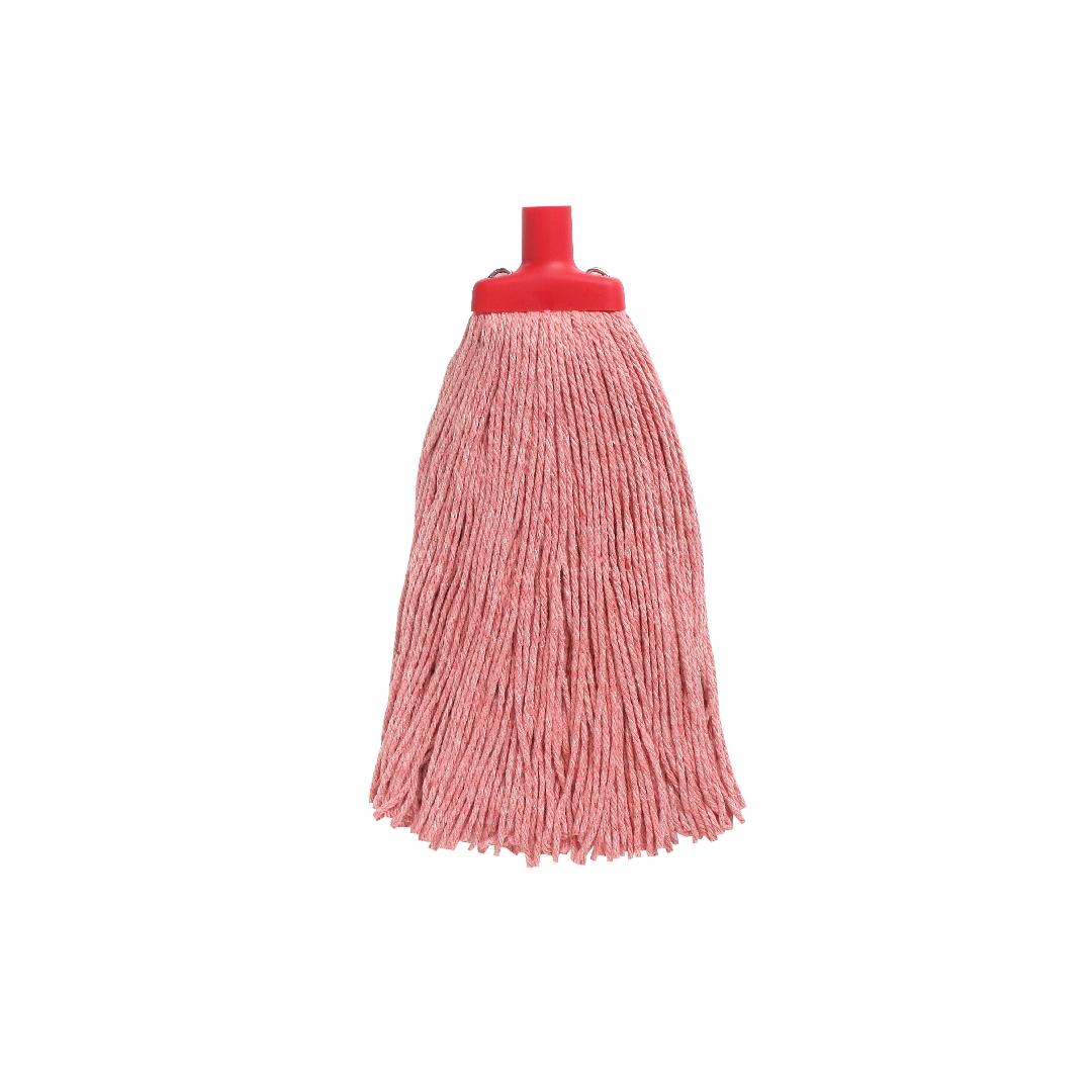 Durable Mop Head Only Red