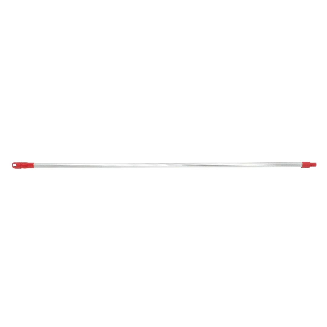 Durable Aluminium Mop Handle Only Red