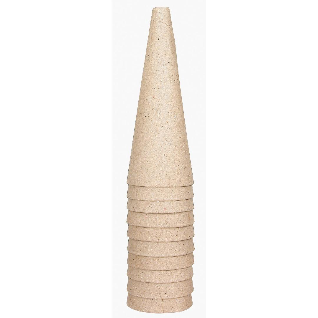 Cardboard Cones Small (10pcs)