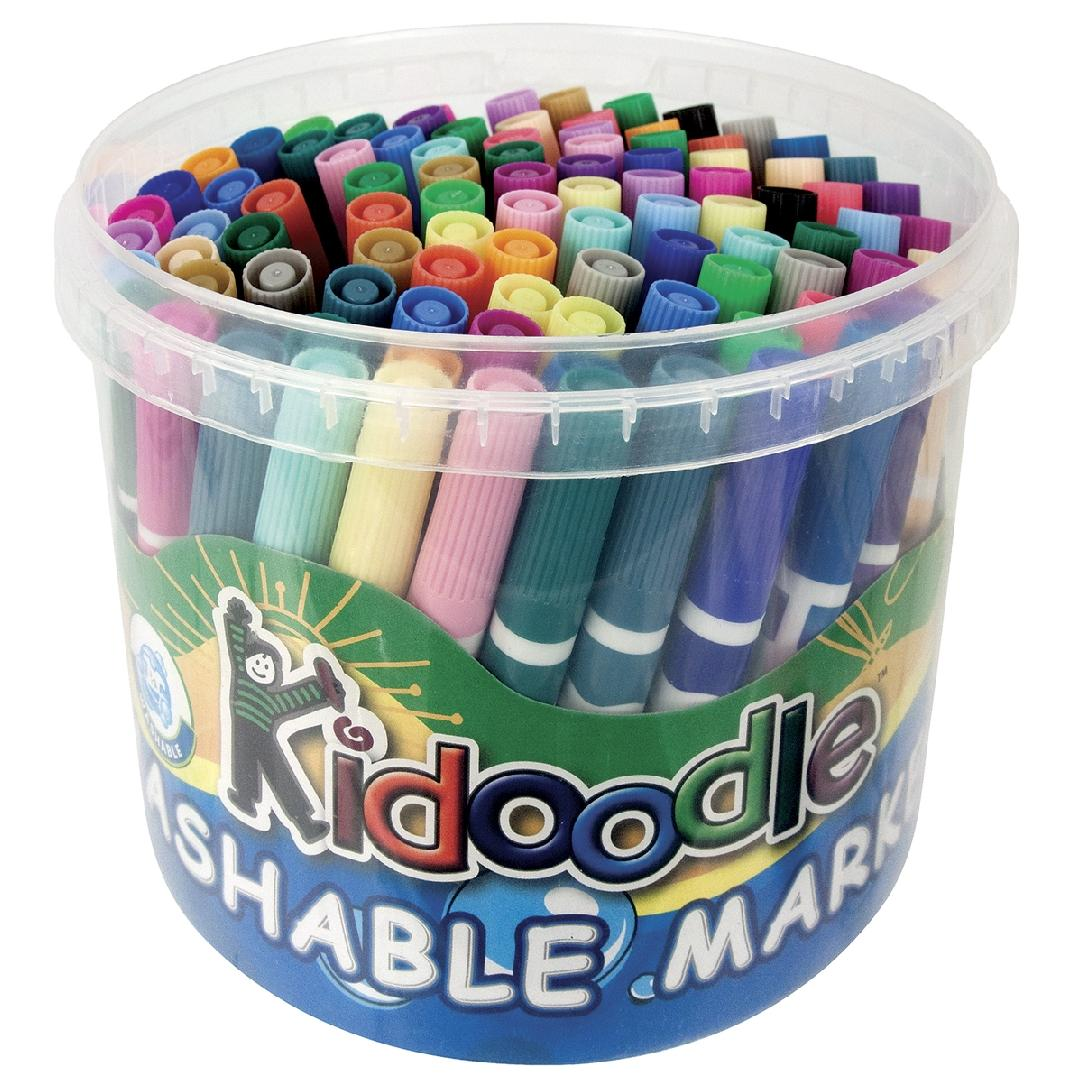 Kidoodle Markers (Tub of 96)