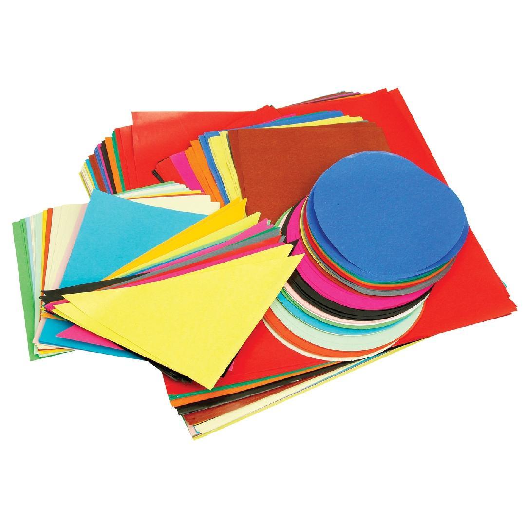 Classroom Paper Pack (400pcs)