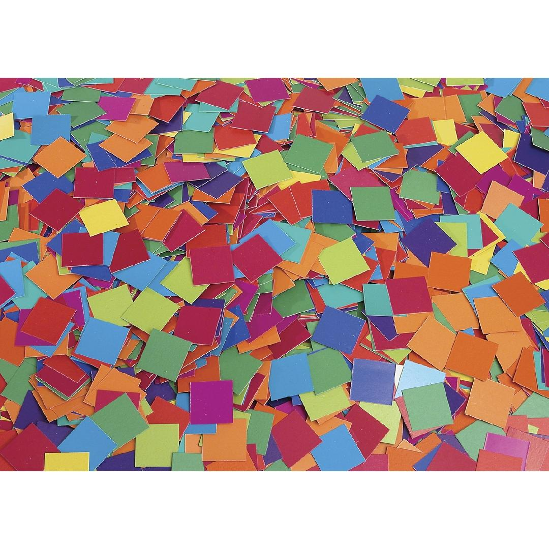 Giant Cardboard Mosaic Squares (4000pcs)