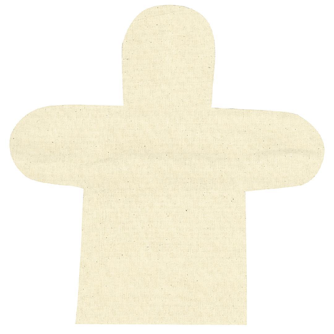 Calico Hand Puppets (10pcs)