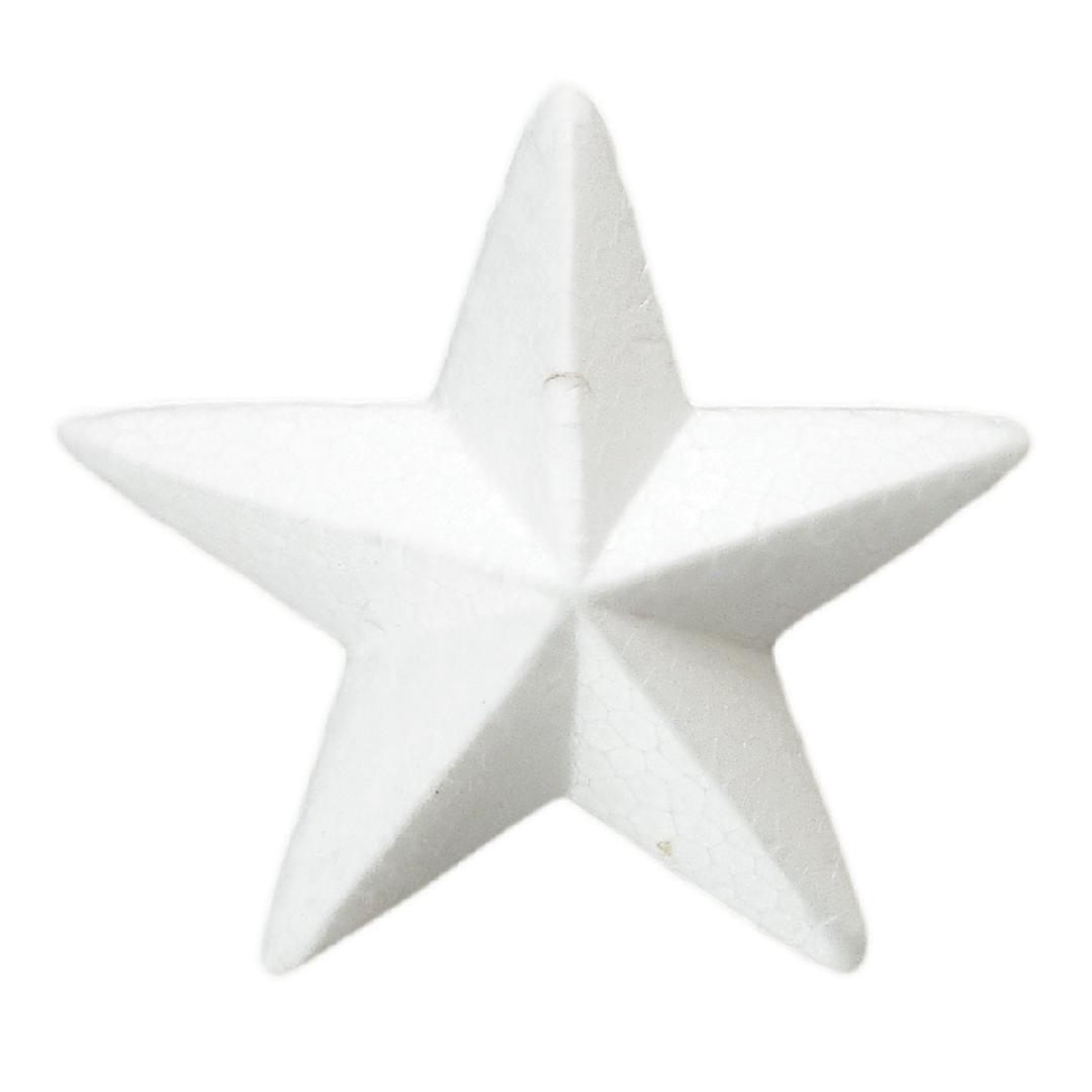 Polystyrene Stars (25pcs)