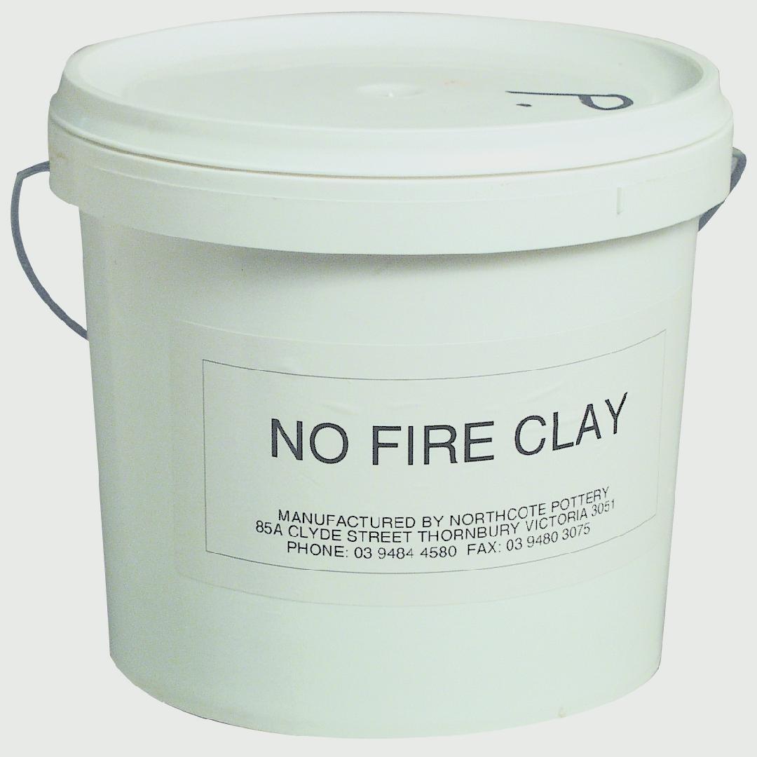 No Fire Clay (4L)