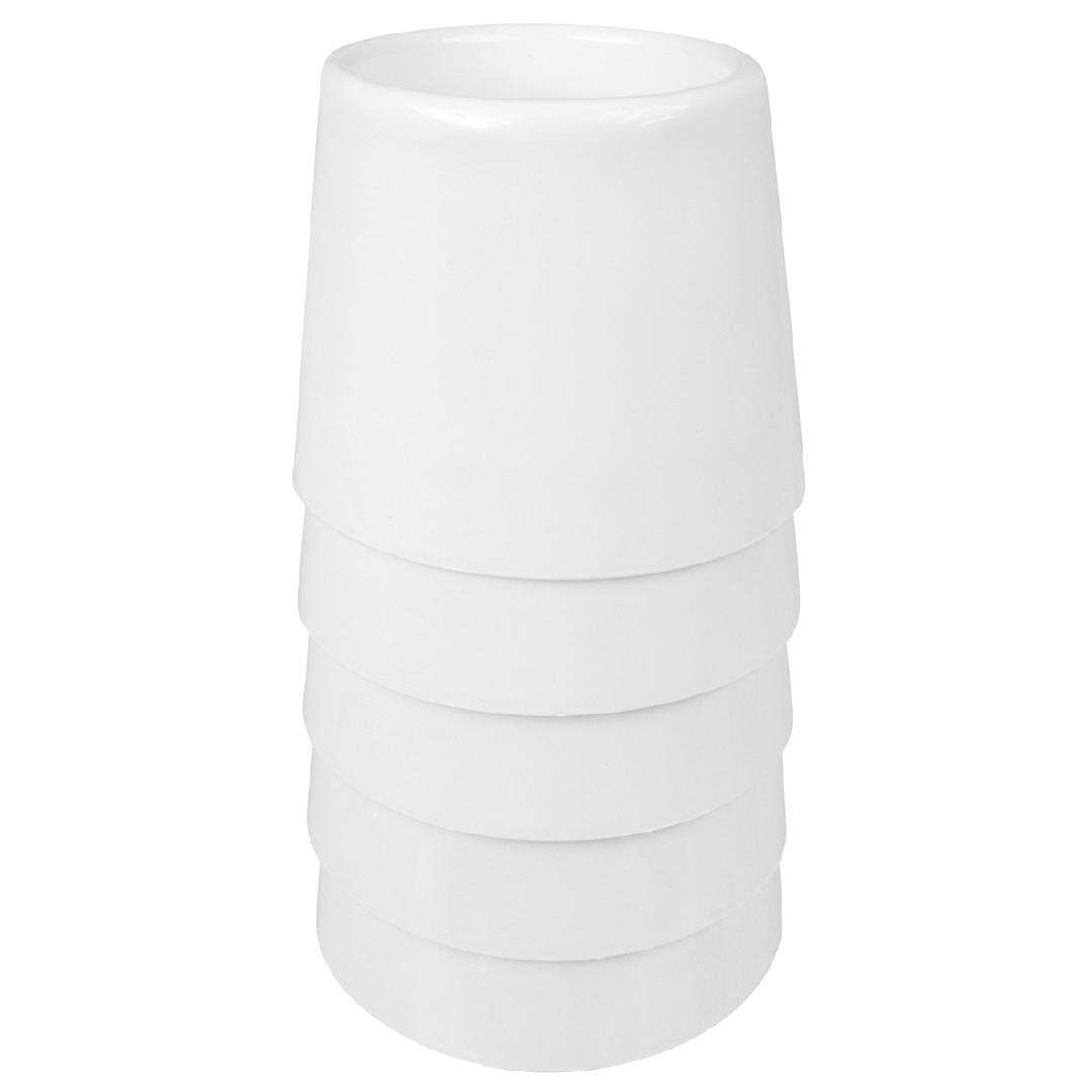 White Water Pots (5pcs)