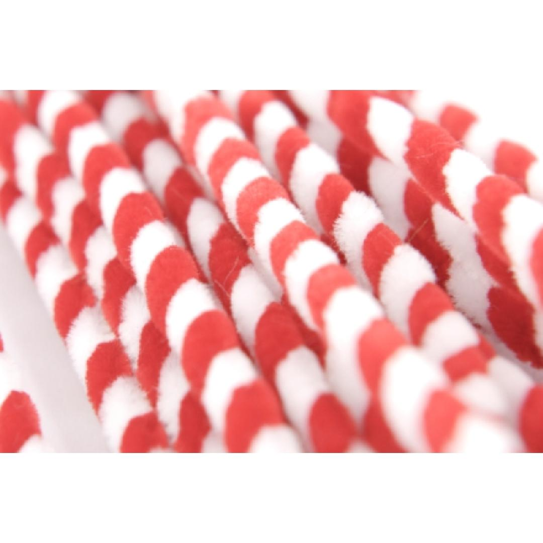 Candy Cane Stems (25pcs)