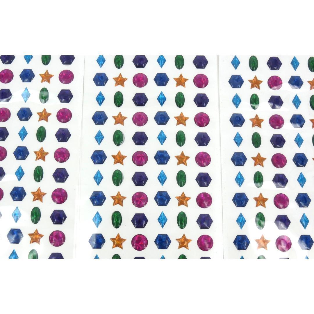 Jewel Stickers (288pcs)