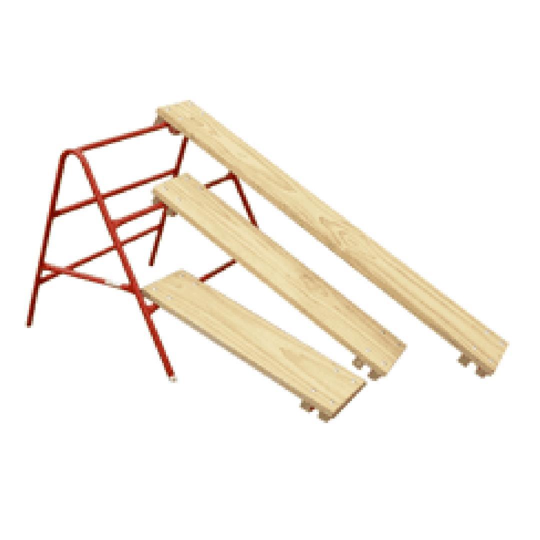 Wooden Walkboard 240cm