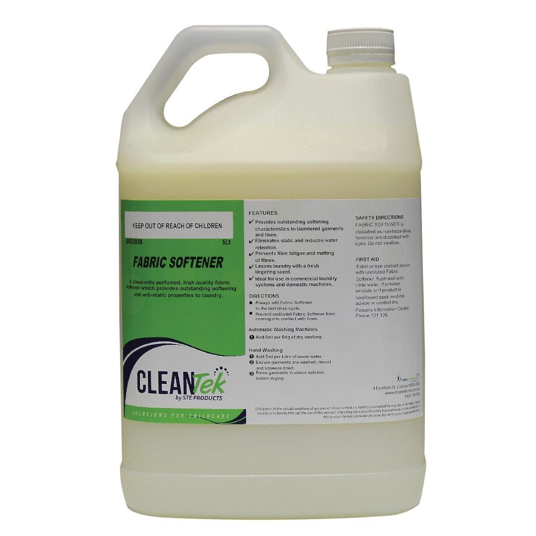 CleanTek Fabric Softener (5L)