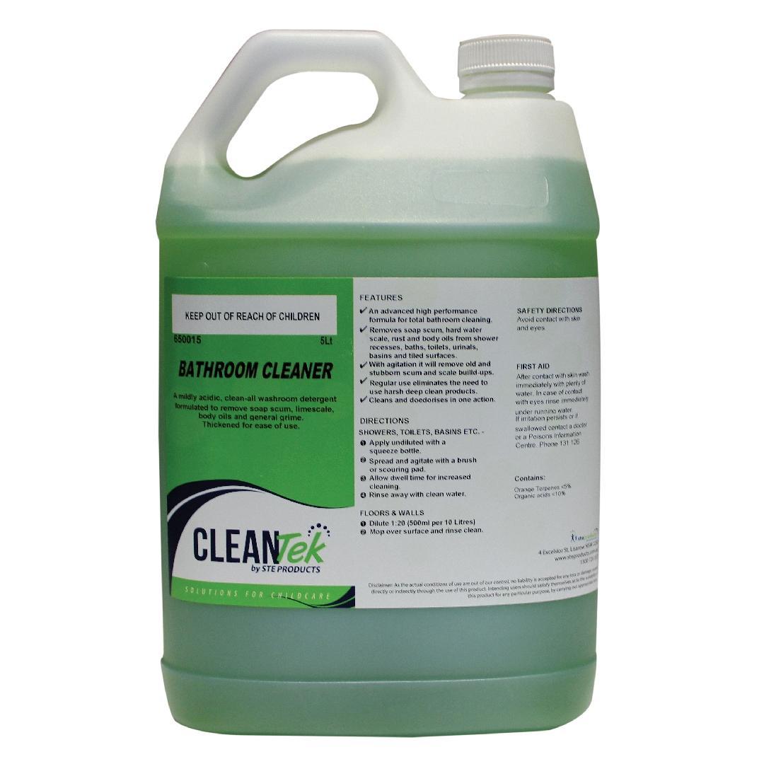 CleanTek Bathroom Cleaner (5L)