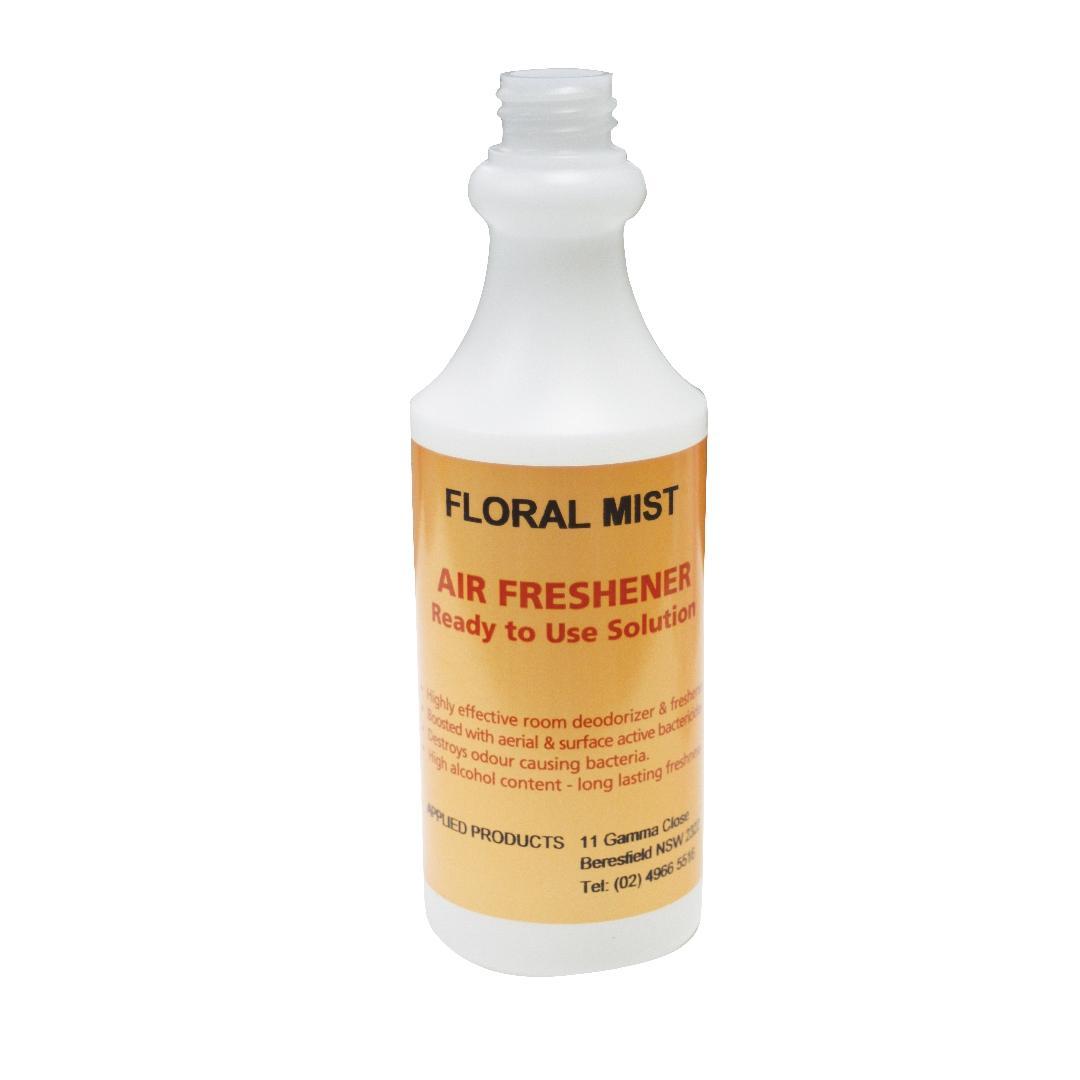 CleanTek Air Freshener Sprayer Bottle Only