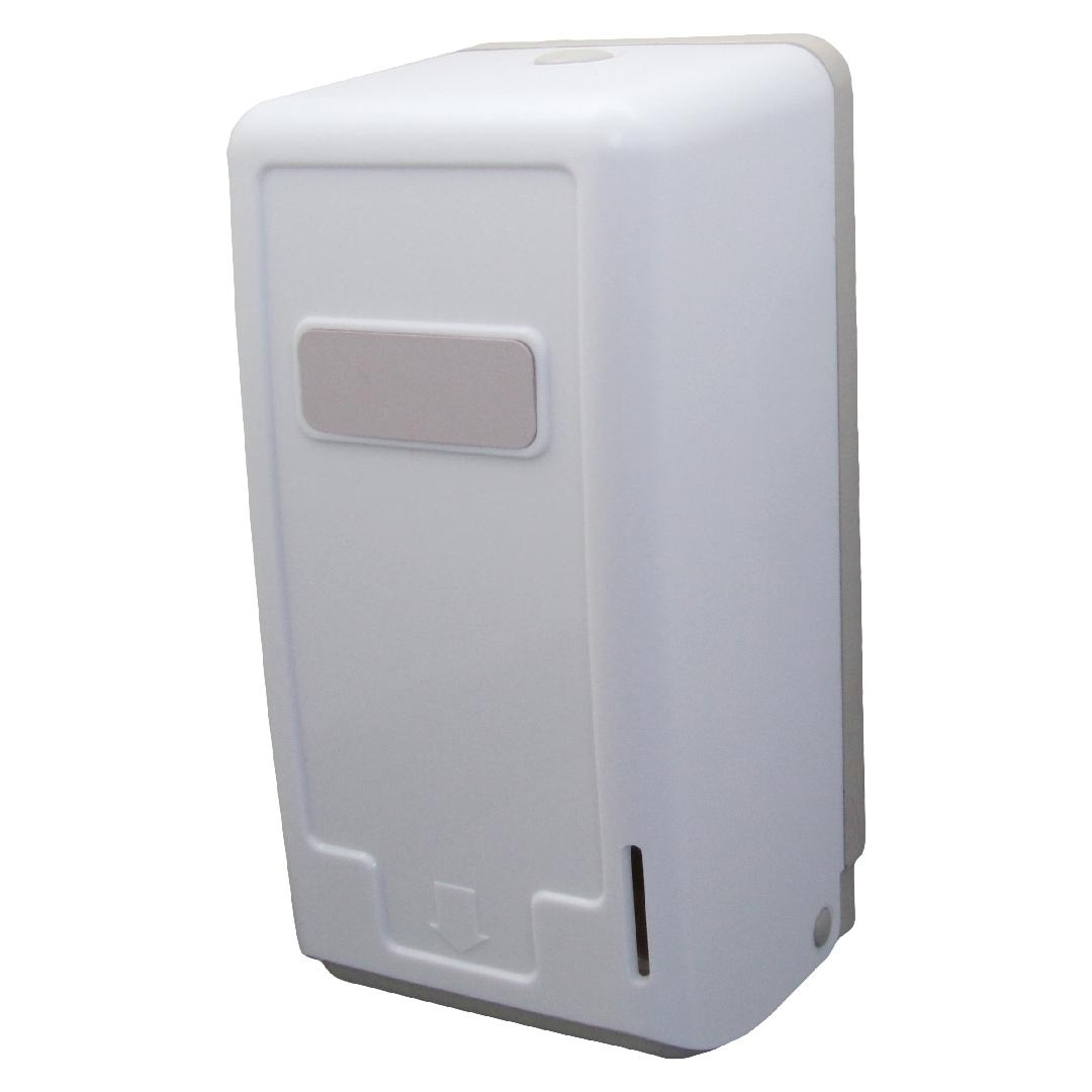 Interleave Toilet Paper Dispenser