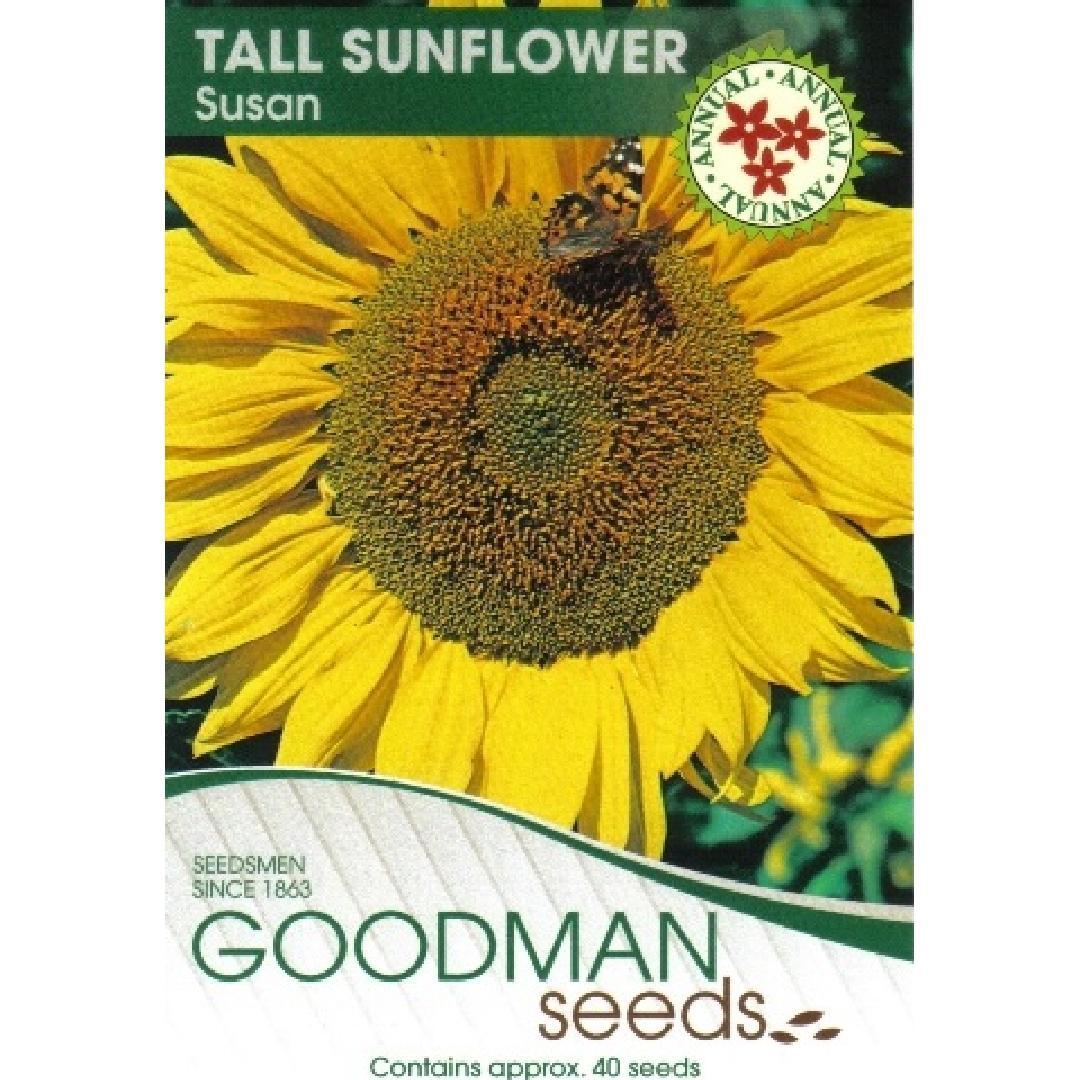 Tall Sunflower Seeds