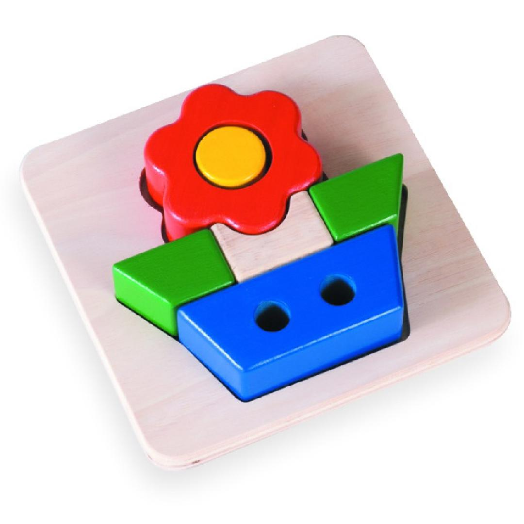 Mini Flower Tray Puzzle