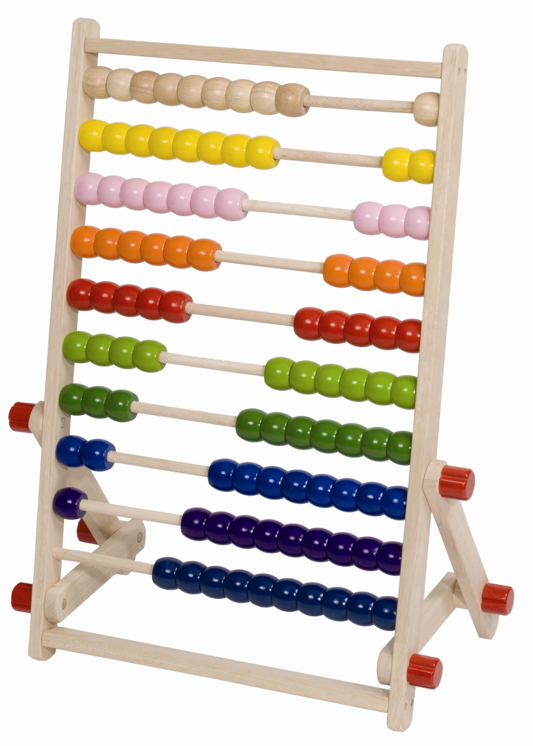 Giant Wooden Abacus