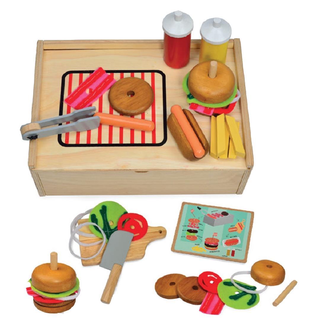 American Cooking Set