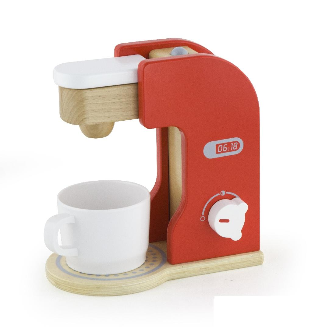 VIGA Wooden Coffee Machine