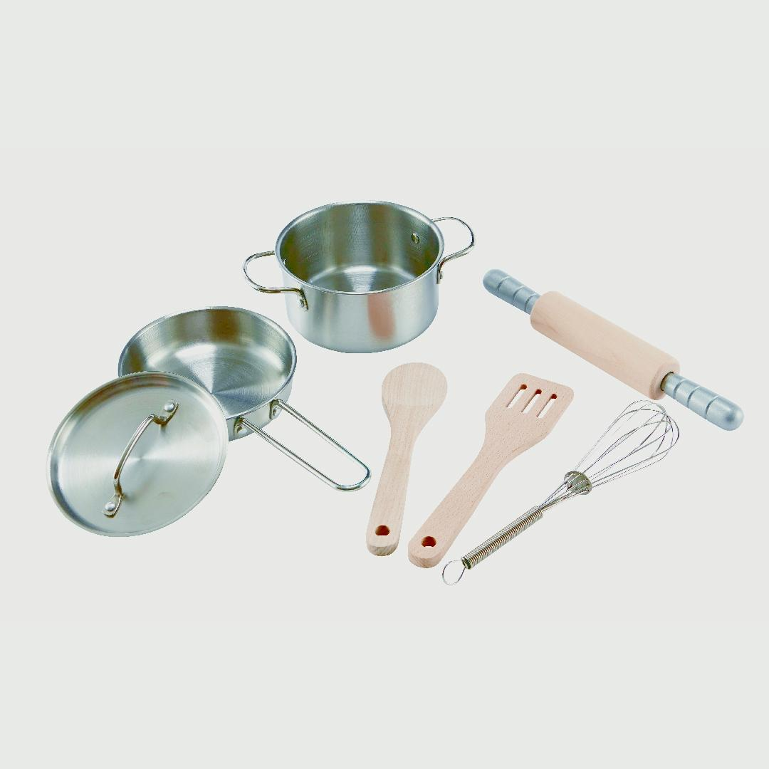 Hape Chefs Cooking Set (7pcs)